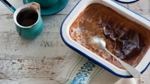 Chocoalte Rizogalo – Greek Rice Pudding