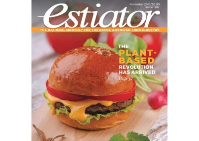 Estiator Magazine – The Plant Based Revolution Has Arrived