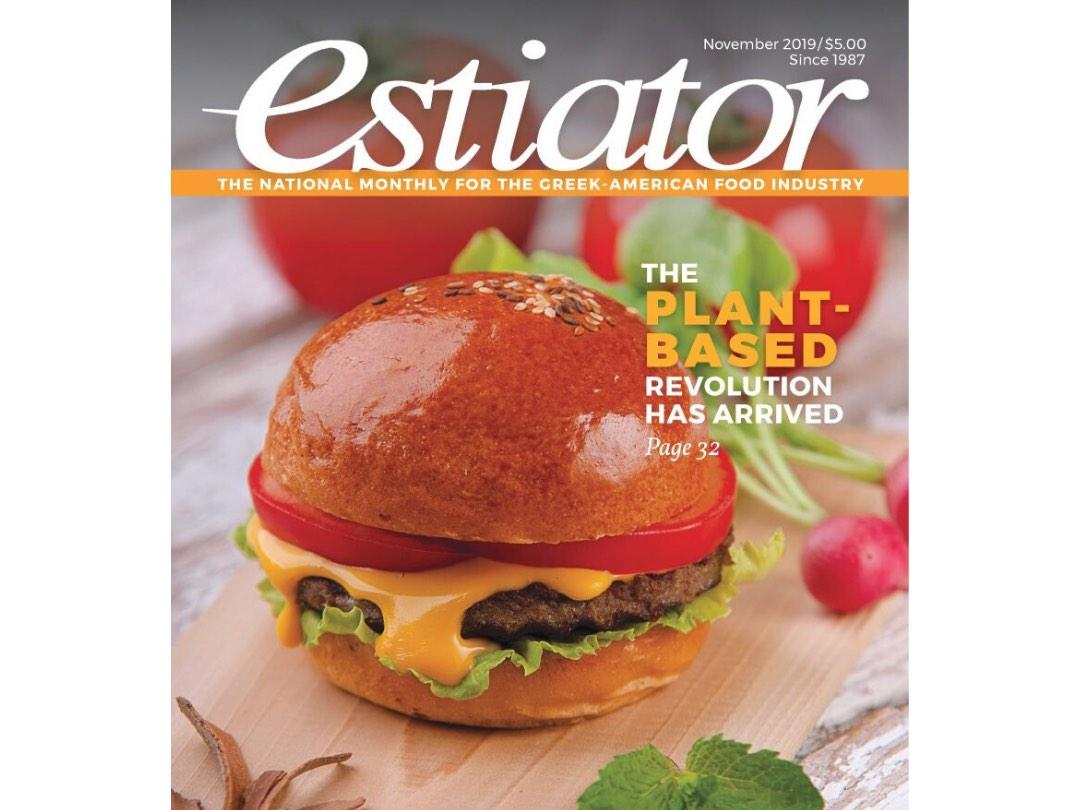 Estiator Magazine – The Plant Based Revolution Has Arrived