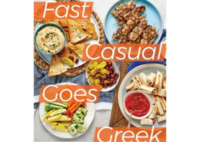 Fast Casual Goes Greek