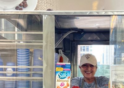 Estiator Magazine – Mama Jo's – The breakfast cart that conquered NYC