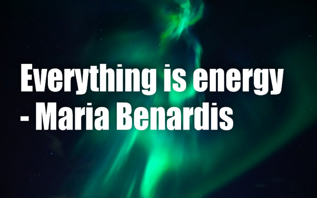 Everything is energy – Real Human Aura Recordings