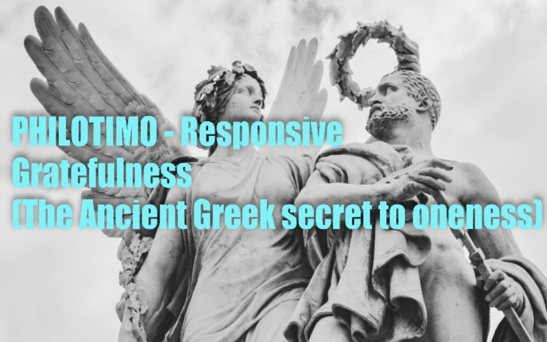 The Health & Faith Show – April 2, 2021 – WHATS NEW IN HEALTH & WELLNESS, and  PHILOTIMO – Responsive Gratefulness. The Ancient Greek secret to unity.