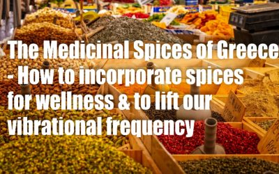 The Health & Faith Show – News Updates & The Medicinal Spices of Greece