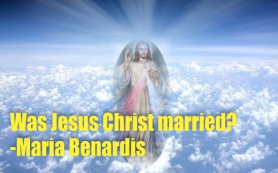 Was Jesus Christ  married?