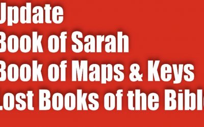 The Lost Books Update