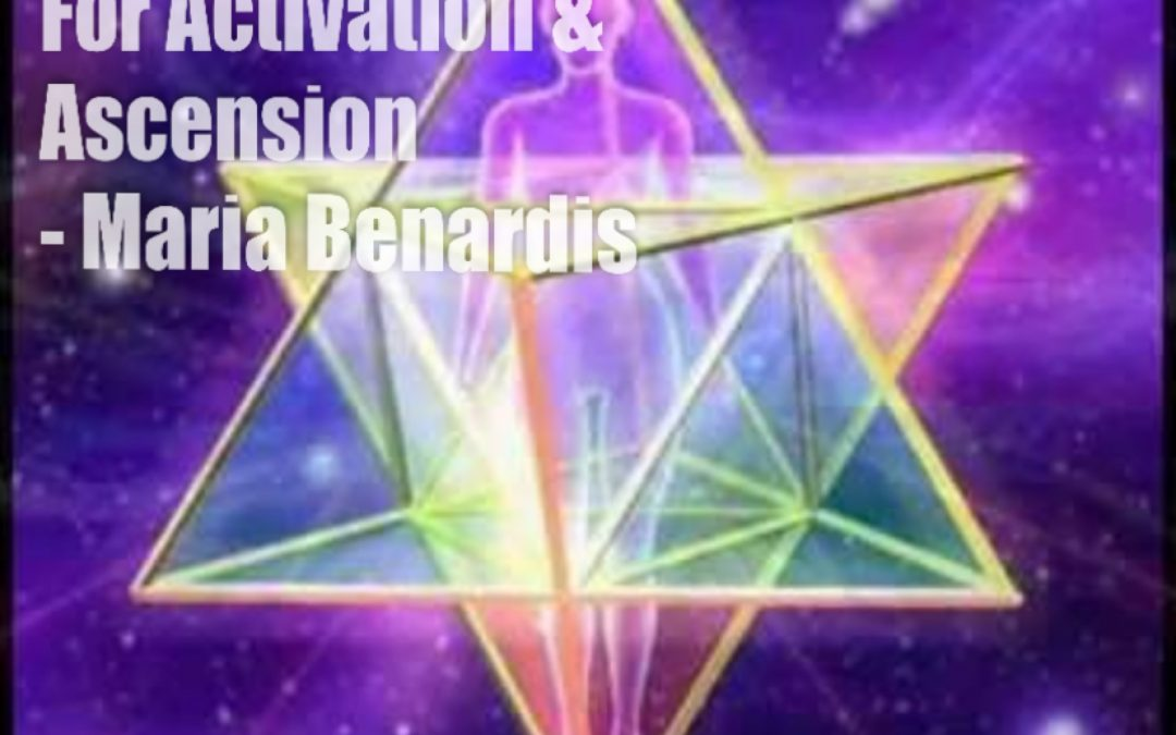 The Health & Faith Show – Merkaba Meditation for Activation and Ascension