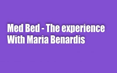 Med Bed – The experience!