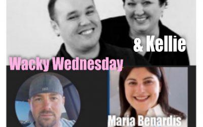 HVU WITH JASON Q, CANDI, KIDD, KELLIE, AND MARIA BENARDIS – 18 AUGUST  2021