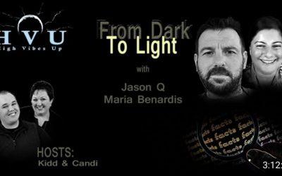 HVU WITH JASON Q, CANDI, KIDD, AND MARIA BENARDIS – 22 SEPTEMBER 2021