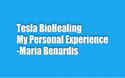 Tesla BioHealing  – My Personal Experience